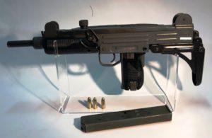 Pistolet Samopowtarzalny -UZI 9×19